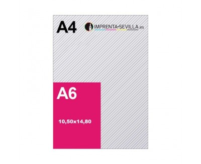 Flyers Formato: A6