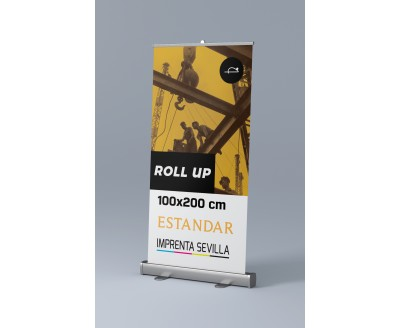Roll Up Estándar 100X200