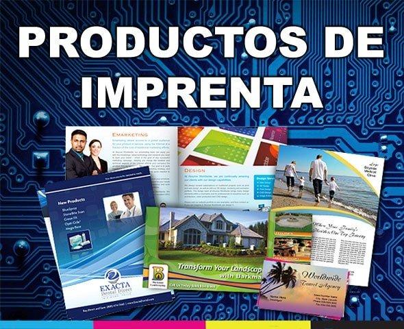 Producto de Imprenta
